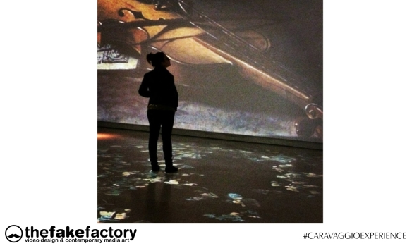 CARAVAGGIO EXPERIENCE THE FAKE FACTORY 2_00249