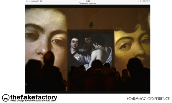 CARAVAGGIO EXPERIENCE THE FAKE FACTORY 2_00256