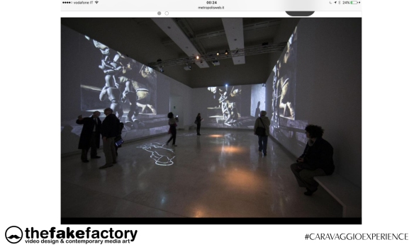 CARAVAGGIO EXPERIENCE THE FAKE FACTORY 2_00260
