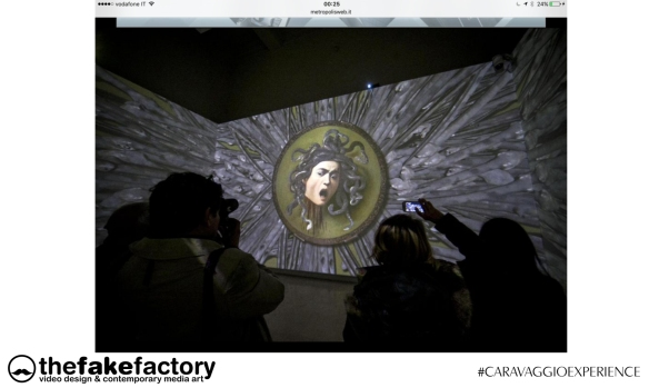 CARAVAGGIO EXPERIENCE THE FAKE FACTORY 2_00262
