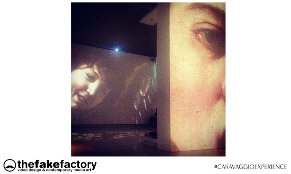CARAVAGGIO EXPERIENCE THE FAKE FACTORY 2_00271