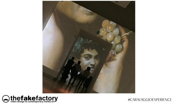 CARAVAGGIO EXPERIENCE THE FAKE FACTORY 2_00289