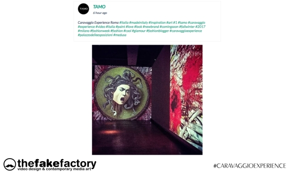 CARAVAGGIO EXPERIENCE THE FAKE FACTORY 2_00294
