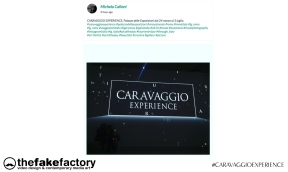 CARAVAGGIO EXPERIENCE THE FAKE FACTORY 2_00301