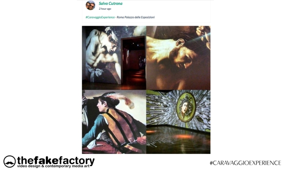 CARAVAGGIO EXPERIENCE THE FAKE FACTORY 2_00302