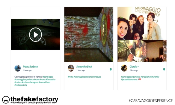 CARAVAGGIO EXPERIENCE THE FAKE FACTORY 2_00303
