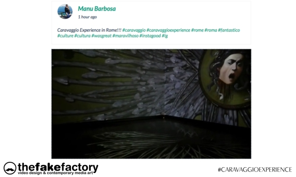 CARAVAGGIO EXPERIENCE THE FAKE FACTORY 2_00305