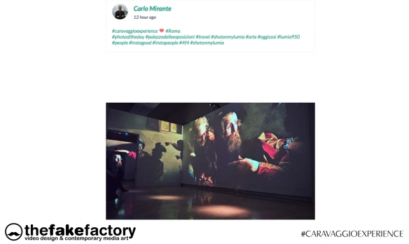 CARAVAGGIO EXPERIENCE THE FAKE FACTORY 2_00306