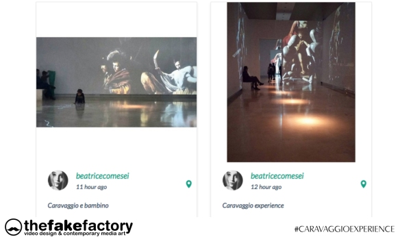 CARAVAGGIO EXPERIENCE THE FAKE FACTORY 2_00308
