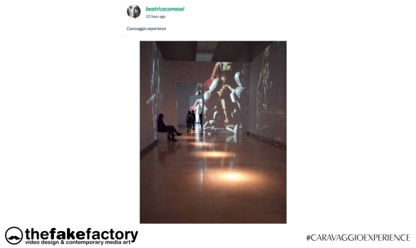 CARAVAGGIO EXPERIENCE THE FAKE FACTORY 2_00309