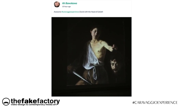 CARAVAGGIO EXPERIENCE THE FAKE FACTORY 2_00311