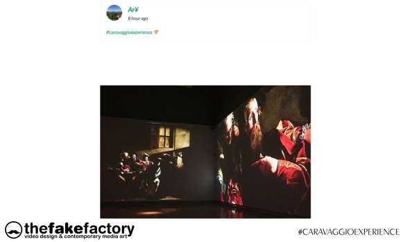 CARAVAGGIO EXPERIENCE THE FAKE FACTORY 2_00312