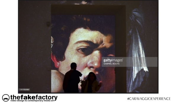 CARAVAGGIO EXPERIENCE THE FAKE FACTORY 2_00314