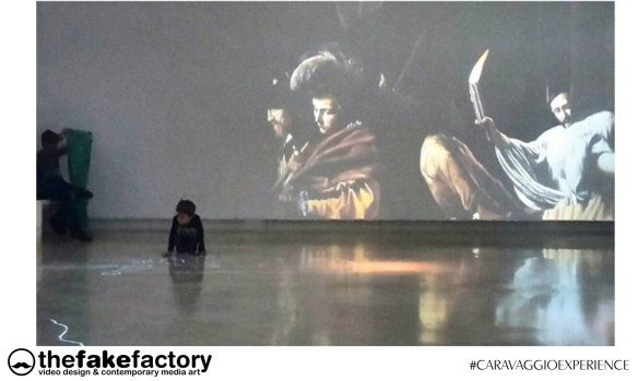 CARAVAGGIO EXPERIENCE THE FAKE FACTORY 2_00317