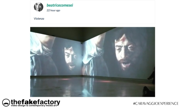 CARAVAGGIO EXPERIENCE THE FAKE FACTORY 2_00318
