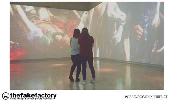 CARAVAGGIO EXPERIENCE THE FAKE FACTORY 2_00320