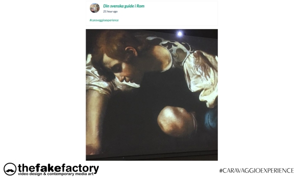 CARAVAGGIO EXPERIENCE THE FAKE FACTORY 2_00326
