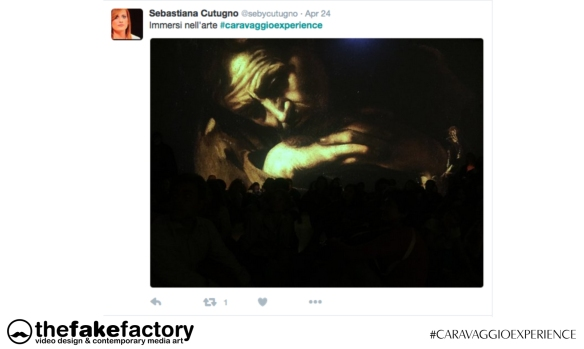 CARAVAGGIO EXPERIENCE THE FAKE FACTORY 2_00335
