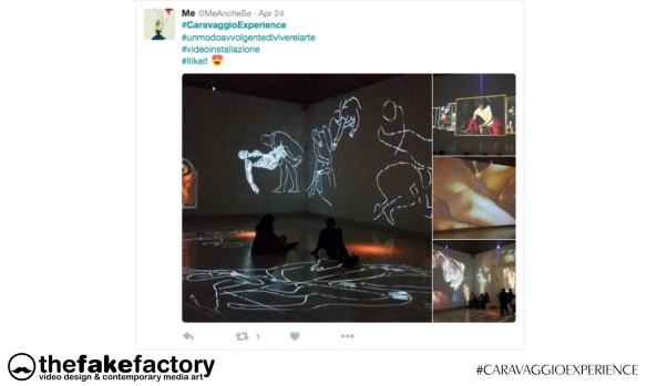 CARAVAGGIO EXPERIENCE THE FAKE FACTORY 2_00336