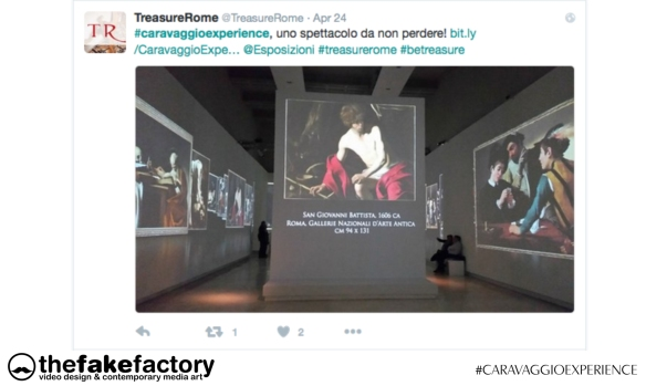 CARAVAGGIO EXPERIENCE THE FAKE FACTORY 2_00338