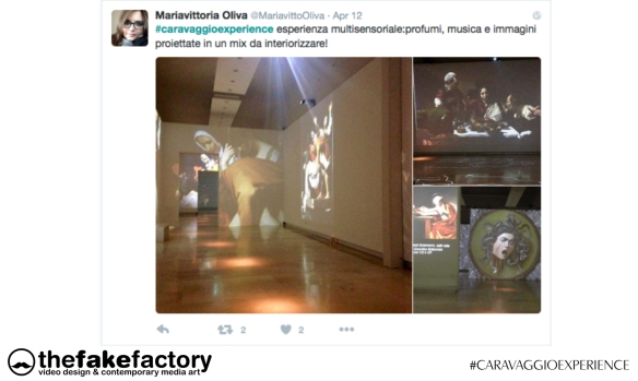 CARAVAGGIO EXPERIENCE THE FAKE FACTORY 2_00340