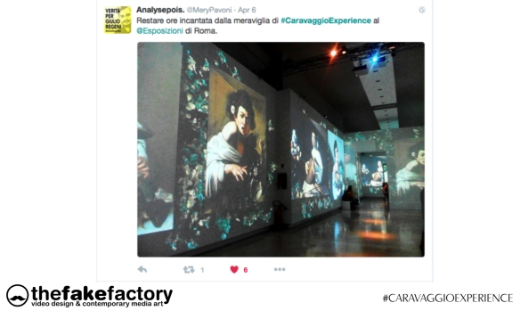 CARAVAGGIO EXPERIENCE THE FAKE FACTORY 2_00343
