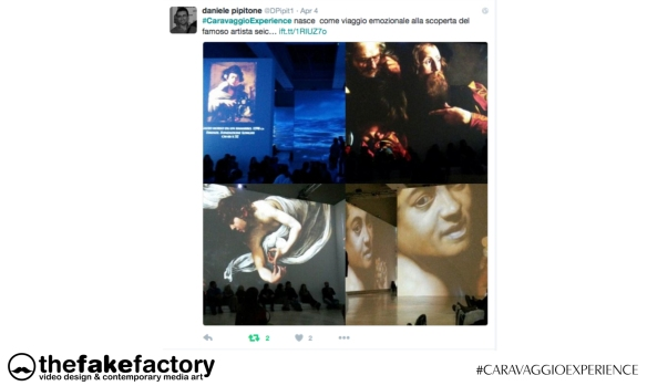 CARAVAGGIO EXPERIENCE THE FAKE FACTORY 2_00344