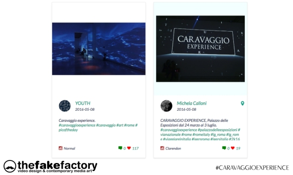 CARAVAGGIO EXPERIENCE THE FAKE FACTORY 2_00349