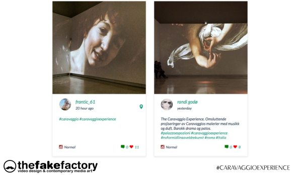 CARAVAGGIO EXPERIENCE THE FAKE FACTORY 2_00357
