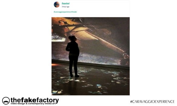 CARAVAGGIO EXPERIENCE THE FAKE FACTORY 2_00372