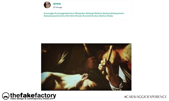 CARAVAGGIO EXPERIENCE THE FAKE FACTORY 2_00375