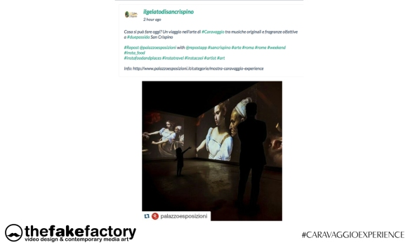 CARAVAGGIO EXPERIENCE THE FAKE FACTORY 2_00376