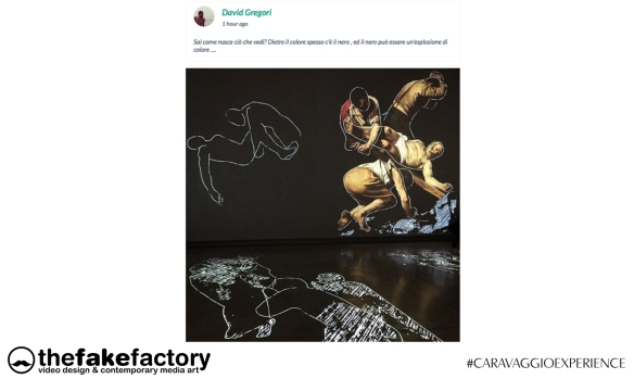 CARAVAGGIO EXPERIENCE THE FAKE FACTORY 2_00386