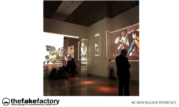 CARAVAGGIO EXPERIENCE THE FAKE FACTORY 2_00393