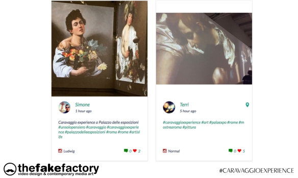 CARAVAGGIO EXPERIENCE THE FAKE FACTORY 2_00395