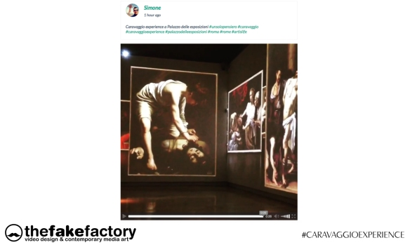 CARAVAGGIO EXPERIENCE THE FAKE FACTORY 2_00398