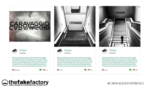 CARAVAGGIO EXPERIENCE THE FAKE FACTORY 2_00411