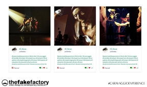 CARAVAGGIO EXPERIENCE THE FAKE FACTORY 2_00412