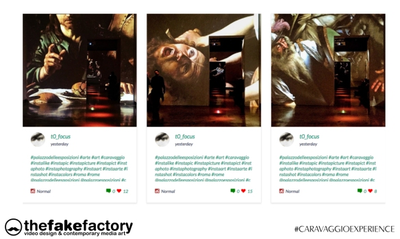 CARAVAGGIO EXPERIENCE THE FAKE FACTORY 2_00413