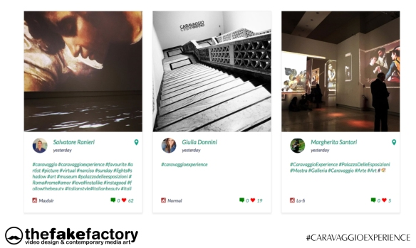 CARAVAGGIO EXPERIENCE THE FAKE FACTORY 2_00414