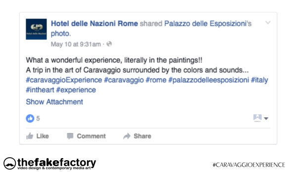 CARAVAGGIO EXPERIENCE THE FAKE FACTORY 2_00429
