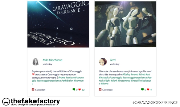 CARAVAGGIO EXPERIENCE THE FAKE FACTORY 2_00438