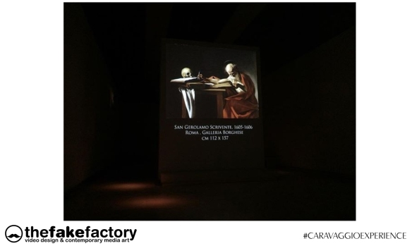 CARAVAGGIO EXPERIENCE THE FAKE FACTORY 2_00443