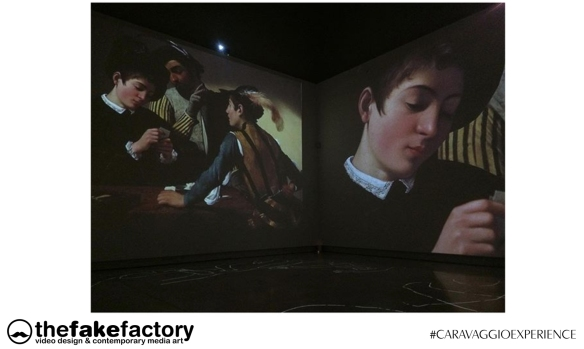 CARAVAGGIO EXPERIENCE THE FAKE FACTORY 2_00445