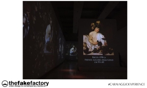 CARAVAGGIO EXPERIENCE THE FAKE FACTORY 2_00446