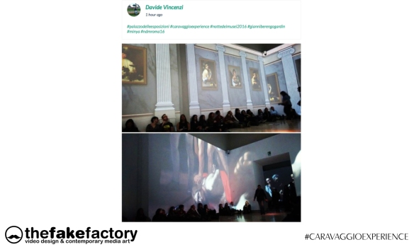 CARAVAGGIO EXPERIENCE THE FAKE FACTORY 2_00472