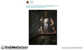 CARAVAGGIO EXPERIENCE THE FAKE FACTORY 2_00483