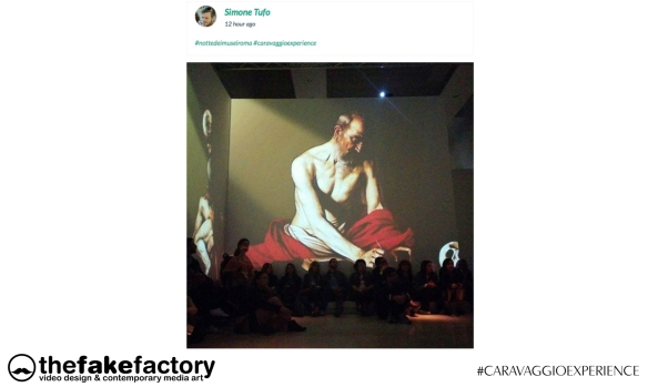 CARAVAGGIO EXPERIENCE THE FAKE FACTORY 2_00484