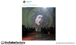 CARAVAGGIO EXPERIENCE THE FAKE FACTORY 2_00485