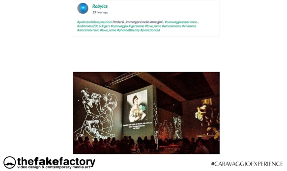 CARAVAGGIO EXPERIENCE THE FAKE FACTORY 2_00488